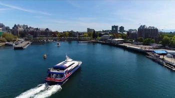 Clipper Vacations TV Spot, 'Seattle to Victoria, BC Holiday Getaway' - Thumbnail 8