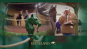 2017 Keeneland November Breeding Stock Sale TV Spot, 'Elite Mares' - 11 commercial airings