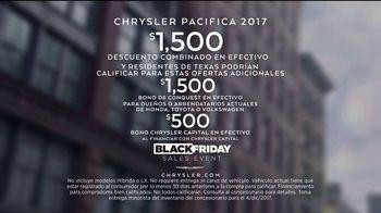 Chrysler Black Friday Sales Event TV Spot, 'Plaza Sésamo' [Spanish] [T2] - Thumbnail 8