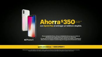 Sprint Flex TV Spot, '¿Ese es el incredible iPhone 8?' [Spanish] - Thumbnail 9