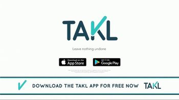 Takl App TV Spot, 'Are You Ready to Get Your To-Do List Done?' - Thumbnail 9