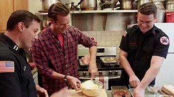 McCormick Seasonings TV Spot, 'Food Network: Firehouse' Ft. James Briscione - Thumbnail 2
