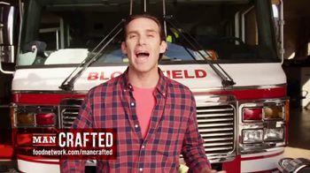 McCormick Seasonings TV Spot, 'Food Network: Firehouse' Ft. James Briscione - Thumbnail 5