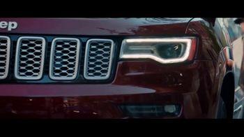 2018 Jeep Grand Cherokee TV Spot, 'The Art of It' [T1] - Thumbnail 4