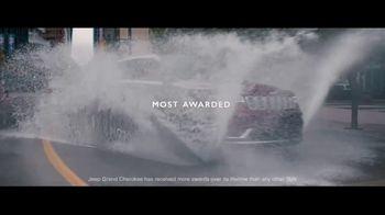 2018 Jeep Grand Cherokee TV Spot, 'The Art of It' [T1] - Thumbnail 5