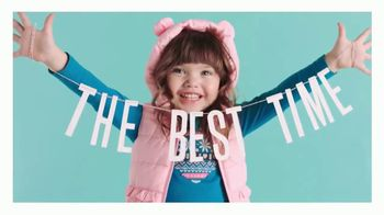 Gymboree VISA Card TV Spot, 'The Best Time to Be a Kid' Song by Gyom - 343 commercial airings