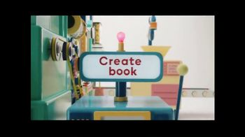 Wonderbly TV Spot, 'Personalized Books'