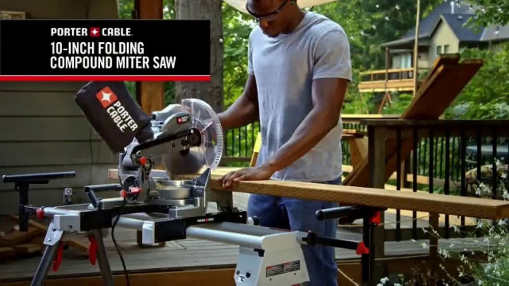 lowe's tv commercial, 'porter-cable saw' - ispot.tv