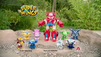 Super Wings Jett's Super Robot Suit TV Spot, 'Transform' - Thumbnail 10