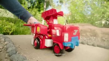 Super Wings Jett's Super Robot Suit TV Spot, 'Transform' - Thumbnail 4