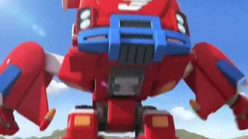 Super Wings Jett's Super Robot Suit TV Spot, 'Transform' - Thumbnail 6