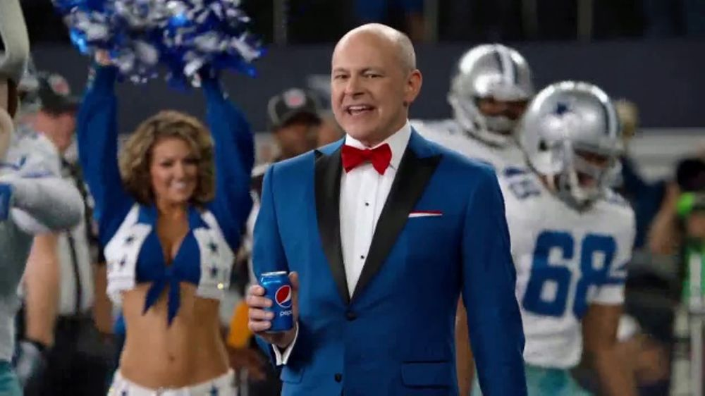 Pepsi TV Commercial, 'The Fun Doesn't End Zone: Dallas Cowboys' Ft. Deion Sanders