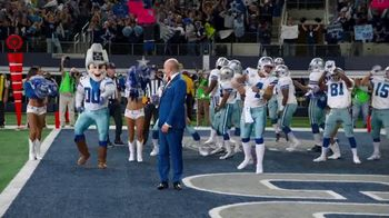 Pepsi TV Spot, 'The Fun Doesn't End Zone: Dallas Cowboys' Ft. Deion Sanders - Thumbnail 4