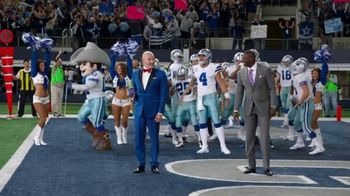 Pepsi TV Spot, 'The Fun Doesn't End Zone: Dallas Cowboys' Ft. Deion Sanders - Thumbnail 6