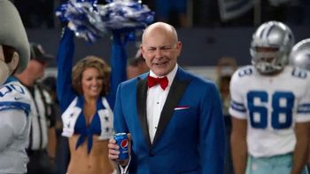 Pepsi TV Spot, 'The Fun Doesn't End Zone: Dallas Cowboys' Ft. Deion Sanders - Thumbnail 9