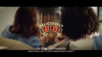 Baileys Irish Cream TV Spot, 'S'mores Indoors' - Thumbnail 8