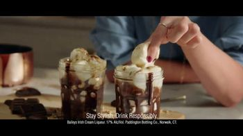 Baileys Irish Cream TV Spot, 'S'mores Indoors' - Thumbnail 7