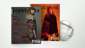 Target TV Spot, 'Taylor Swift: Reputation' - Thumbnail 10