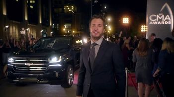 Chevrolet TV Spot, '2017 CMA Awards: Life Moments With Luke Bryan' [T1] - 1 commercial airings
