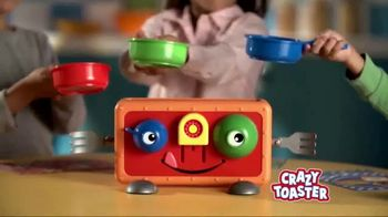 Little Tikes Crazy Toaster TV Spot, \'Wacky Jumping Fun\'