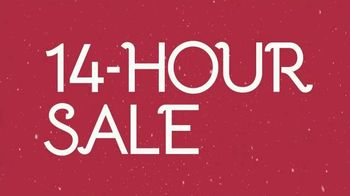 Stein Mart 14-Hour Sale TV Spot, \'Storewide Savings\'
