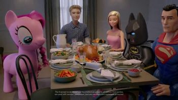 Target TV Spot, 'Thanksgiving' - 1050 commercial airings