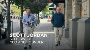 SCOTTeVEST TV Spot, 'Tons of Pockets: Free Shipping' - Thumbnail 2