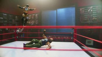 WWE Raw Main Event Ring TV Spot, 'Goldberg'