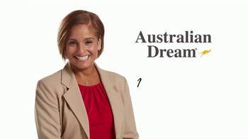 Australian Dream Back Pain Cream TV Spot, 'Relief' Feat. Mary Lou Retton - Thumbnail 1