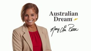 Australian Dream Back Pain Cream TV Spot, 'Relief' Feat. Mary Lou Retton