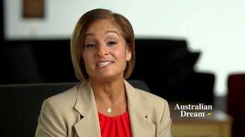 Australian Dream Back Pain Cream TV Spot, 'Relief' Feat. Mary Lou Retton