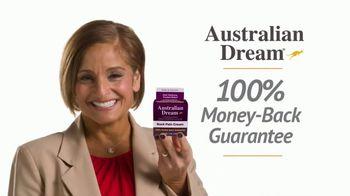 Australian Dream Back Pain Cream TV Spot, 'Relief' Feat. Mary Lou Retton - Thumbnail 5