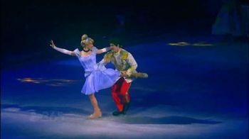 Disney On Ice Dare to Dream TV Spot, 'Disney Channel: Undercover' Featuring Trinitee Stokes