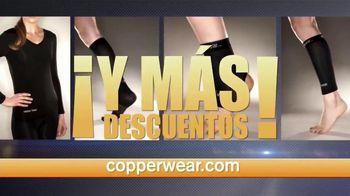 CopperWear TV Spot, 'Grandes ofertas' [Spanish] - Thumbnail 3