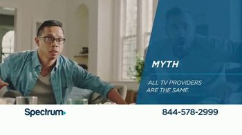 Spectrum TV, Internet and Voice TV Spot, 'All the Facts' - Thumbnail 2