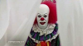 Crackle.com TV Spot, 'Stephen King's It'