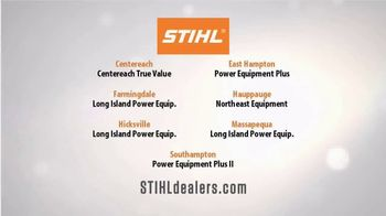 STIHL TV Spot, 'MS 170 Chain Saw and BR 700 Backpack Blower' - Thumbnail 10