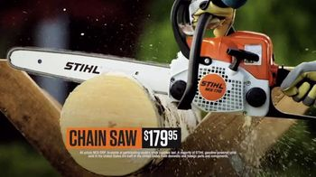STIHL TV Spot, 'MS 170 Chain Saw and BR 700 Backpack Blower' - Thumbnail 5