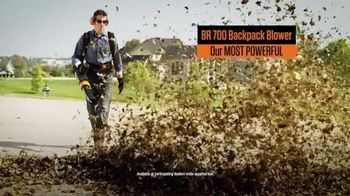 STIHL TV Spot, 'MS 170 Chain Saw and BR 700 Backpack Blower' - Thumbnail 7