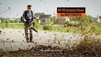 STIHL TV Spot, 'MS 170 Chain Saw and BR 700 Backpack Blower' - Thumbnail 8