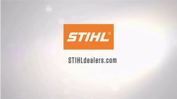 STIHL TV Spot, 'MS 170 Chain Saw and BR 700 Backpack Blower' - Thumbnail 9