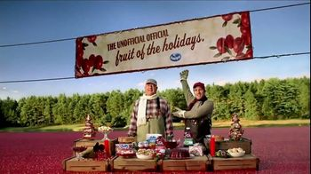 Ocean Spray TV Spot, 'Unofficial Official Fruit of the Holidays'