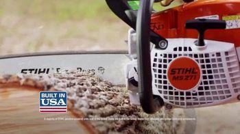 STIHL TV Spot, 'Real People: 'BGA 45 Blower and MS 271 Farm Boss' - Thumbnail 7