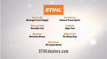 STIHL TV Spot, 'Real People: MS 250 Chain Saw and BR 200 Backpack Blower' - Thumbnail 10