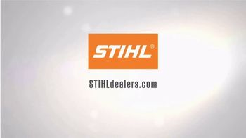 STIHL TV Spot, 'Real People: MS 250 Chain Saw and BR 200 Backpack Blower' - Thumbnail 9