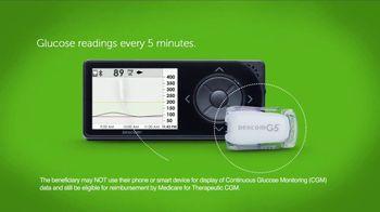 Dexcom G5 Mobile TV Spot, 'Improve Your Quality of Life'