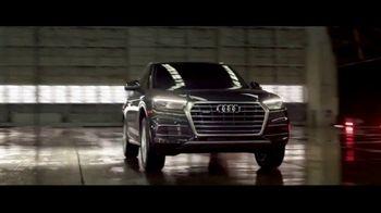 Audi Season of Audi Sales Event TV Spot, 'Pioneering Performance: Q5' [T2] - Thumbnail 3