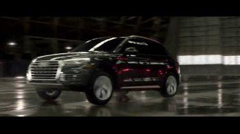 Audi Season of Audi Sales Event TV Spot, 'Pioneering Performance: Q5' [T2] - Thumbnail 4