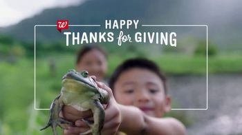 Walgreens TV Spot, 'Vitamin Angels: Thanks for Giving' - 4130 commercial airings