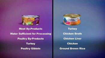 Blue Buffalo Cat Food TV Spot, 'BLUE vs. Purina Friskies' - Thumbnail 7